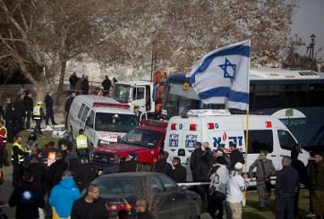 Ataque en Jerusalén deja cuatro muertos y más de una decena de heridos