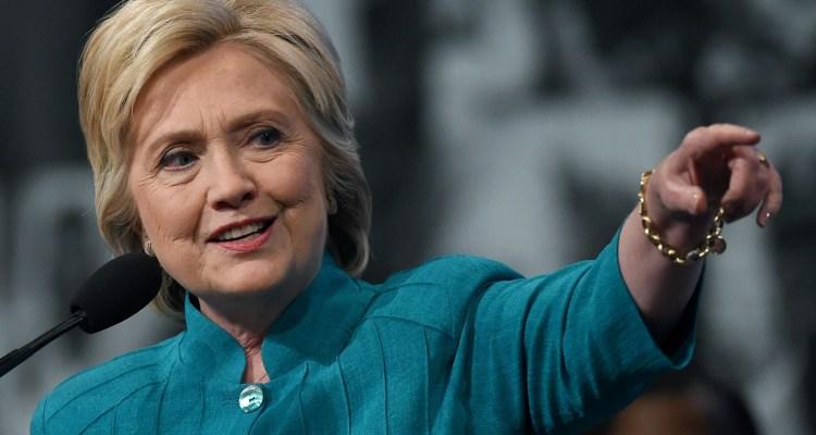 Hillary Clinton ahora es electora del Colegio Electoral
