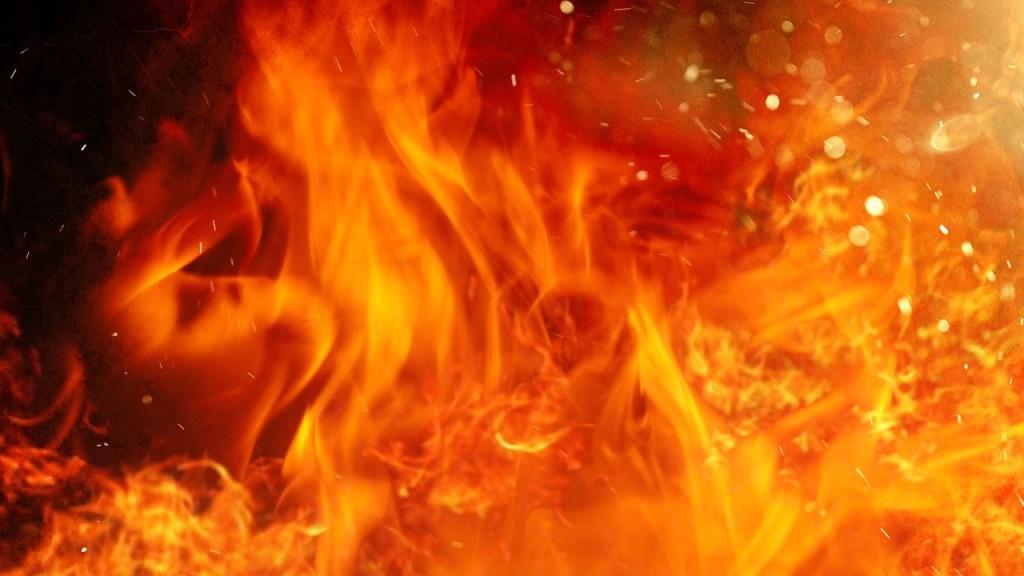 Incendio en Albuquerque