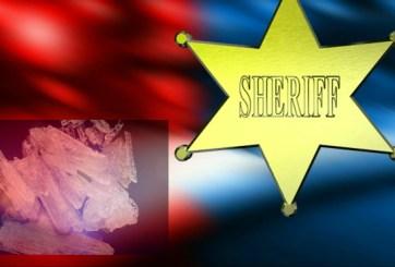 Alguacil drogadicto robó metanfetaminas del cuartel