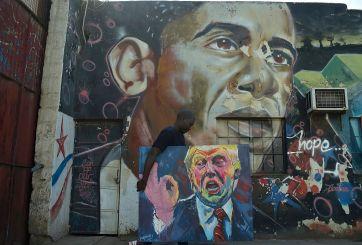 Transición: la principal paradoja entre Obama y Trump