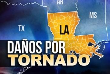 Tornados azotan el sureste del país