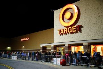 """El """"Black Friday"""" ya inició en Target"""