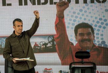 EE.UU. ordena sanciones contra el vicepresidente de Venezuela, Tareck El Aissami