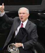 Senado confirma a Jeff Sessions como Fiscal General
