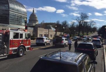 Alarma y disparos cerca del Capitolio por intento de ataque contra policías