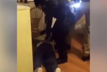 VIDEO: Violento arresto de una familia hispana en Leadville