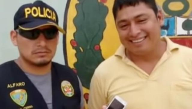 VIDEO: Ladrón se burla de policías antes de quedar libre… por enésima vez
