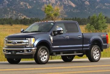 Ford retira 52,000 vehículos F-250 por problemas técnicos