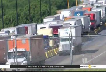 Para 2020 quedará lista ampliación del cruce de camiones de carga en Laredo