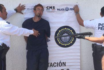 Arrestan a exmarino de EE.UU. por asesinato de dos ancianos en México