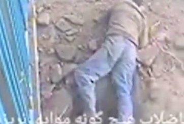 VIDEO: Hombre lanza cigarrillo y causa tremenda explosión