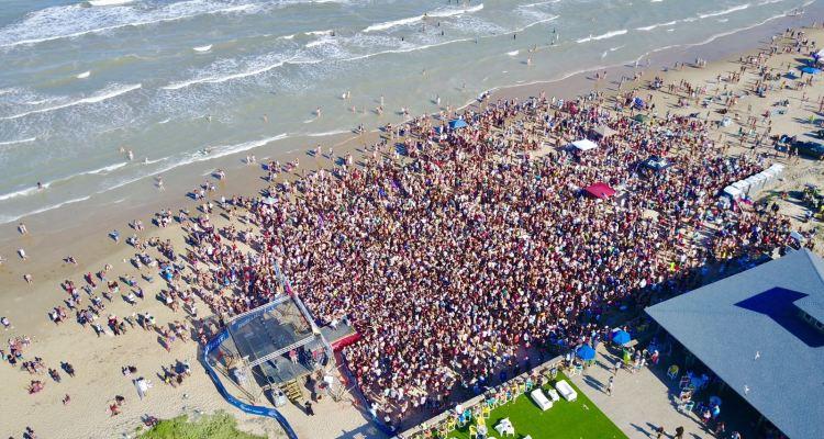 Isla del Padre suspende permisos de playa, afectando 'Spring Break'