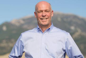 Candidato republicano de Montana asalta a periodista
