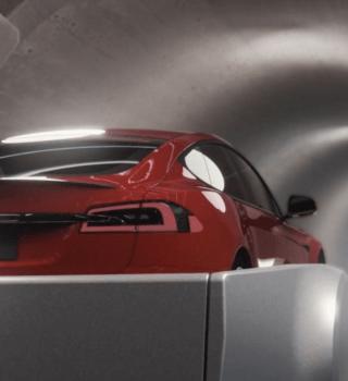 Elon Musk propone cavar sistema de túneles para evitar el tráfico