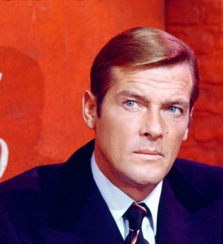 Muere el actor británico Roger Moore, el icónico James Bond
