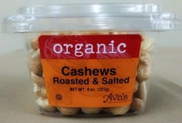 Retiran del mercado nueces de macadamia por posible riesgo de listeria