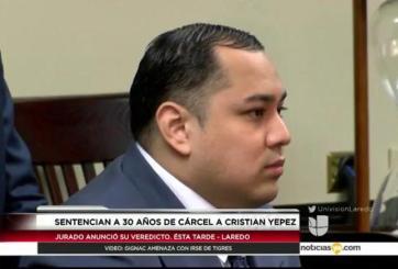Asesinó a su hijastra y lo condenan a 45 años de cárcel