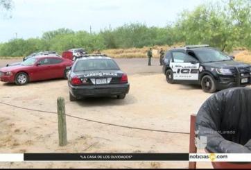 Huyen nadando a México para evitar ser arrestados en Texas