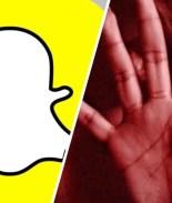 Padre intenta estrangular a su hija por descargar Snapchat