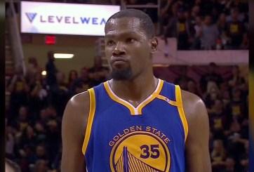 Conmovedor mensaje de Durant, luego del segundo título de Golden State