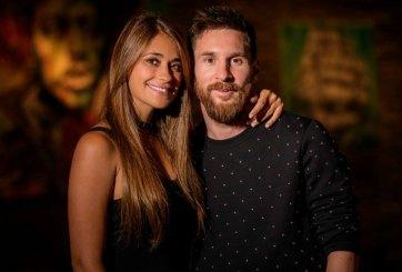 FOTO: Lionel Messi y Antonella ya son marido y mujer