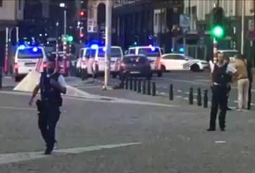 Incidente en metro de Bruselas fue un atentado terrorista fallido