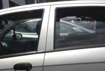 Arrestan a hombre por abandonar a bebé para ir de compras