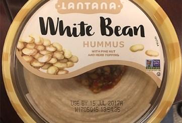Retiran Humus que se vende en Walmart y Target por riesgo de listeria
