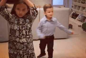 """VIDEO: Los nietos de Donald Trump bailan al ritmo de """"Despacito"""""""