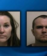 Arrestan a pareja de Utah tras darle drogas a sus hijos