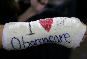 El Senado rechaza la derogación de Obamacare