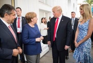Ivanka Trump toma el lugar de su padre en evento del G-20