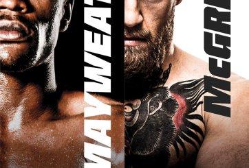 Pelea de Mayweather-McGregor se proyectará en vivo en cines