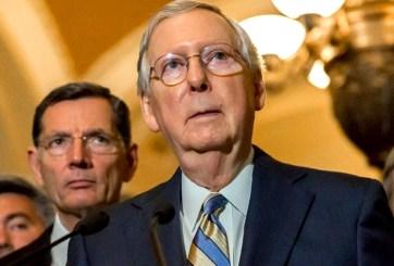 Rebelión republicana en el Senado hunde a Trumpcare