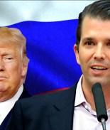 """Trump Jr: """"Me encanta"""" tras saber del afán ruso por ayudar a su padre"""