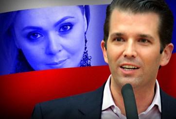 Trump Jr. sabía que el gobierno ruso iba a ayudar a su padre