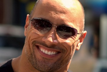 ¿Un actor a presidente de EE.UU.? por qué no, dice «The Rock»