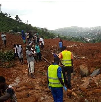 VIDEO: Aumentan muertos por inundaciones en Sierra Leona