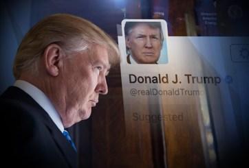 Trump amenaza con cerrar Twitter luego de que verificara un tuit
