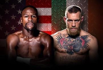 Todo listo para la pelea más esperada: Mayweather vs McGregor