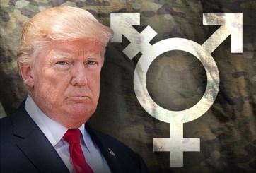 Defensa congela orden de Trump sobre tropas transgénero