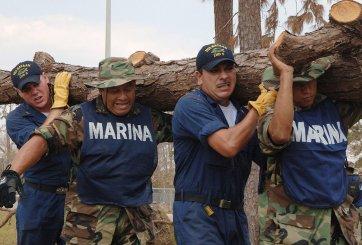 VIRAL: Recuerdan en redes cuando Marina mexicana ayudó tras Katrina