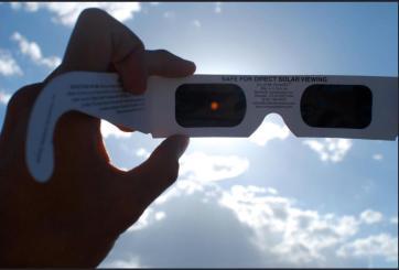 No te pierdas el eclipse, hay alternativas para disfrutarlo sin lentes