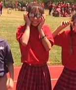 Estudiantes listos para vivir el próximo eclipse solar