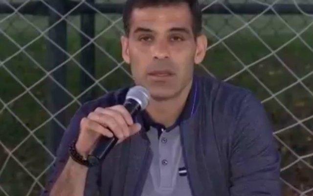 VIDEO: Rafa Márquez niega acusaciones de lavado de dinero