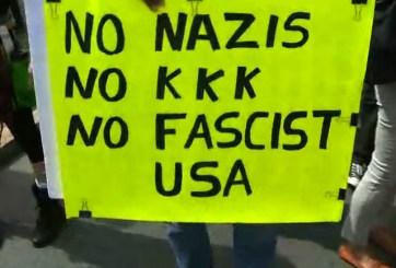 Marchan miles en Boston contra manifestaciones racistas y violentas