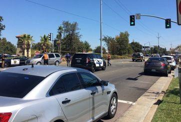 Detenido el hombre que mató a 1 policía e hirió a 2 en Sacramento