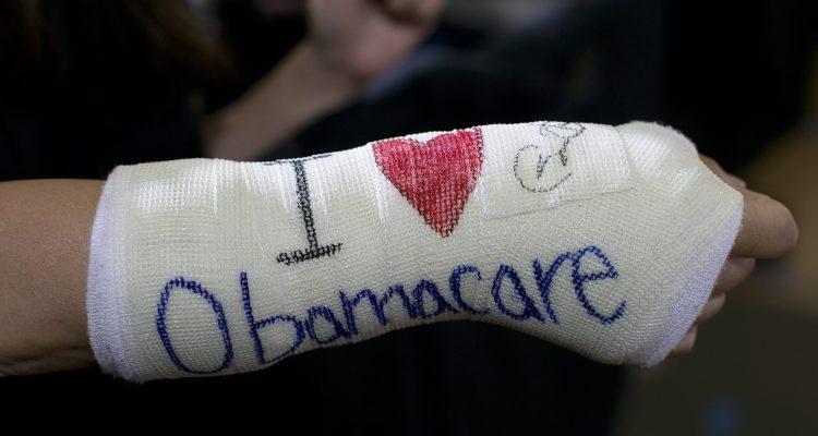 El asalto de Donald Trump a Obamacare
