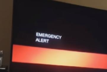 "VIDEO: Misteriosa transmisión alerta sobre ""fin del mundo"" en California"